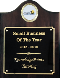 Land O Lakes Tutoring Center is Small Business of the Year